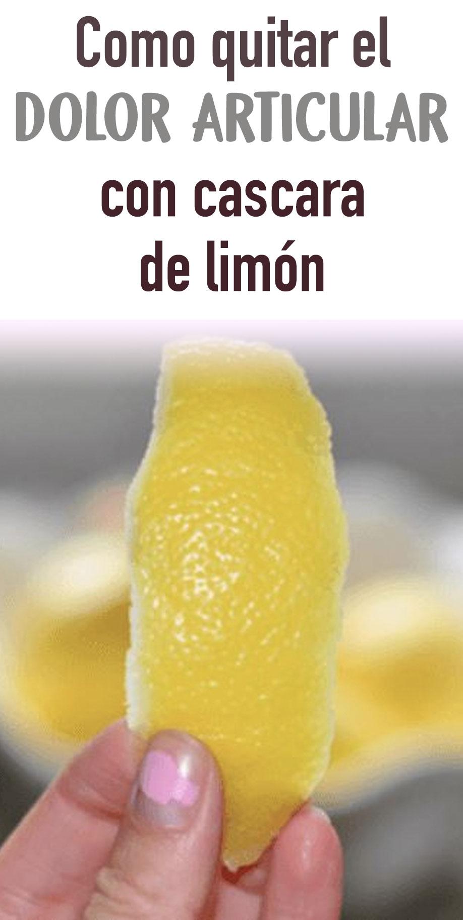 cascara-de-limón